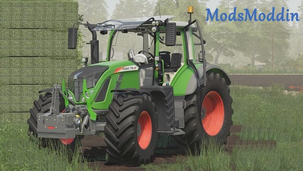 Photo of FS19 – Fendt 700 Vario S4 Serisi V1.5
