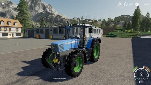 Photo of FS19 – Fendt Favorit 500 Traktör V1.0