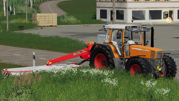 Photo of FS19 – Fendt 51X Traktör Modu V6