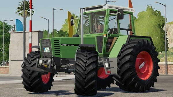Photo of FS19 – Fendt Favorit 600 LSA Paketi V1.2