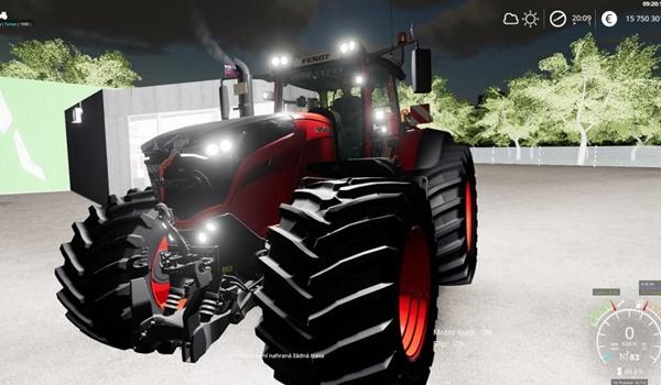 Photo of FS19 – Fendt Vario 1000F Traktör Modu