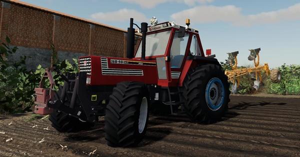 Photo of FS19 – Fiat Agri 160-90 Traktör