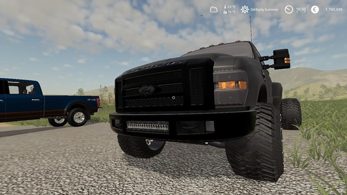 Photo of FS19 – Ford F350 Pikap Modu