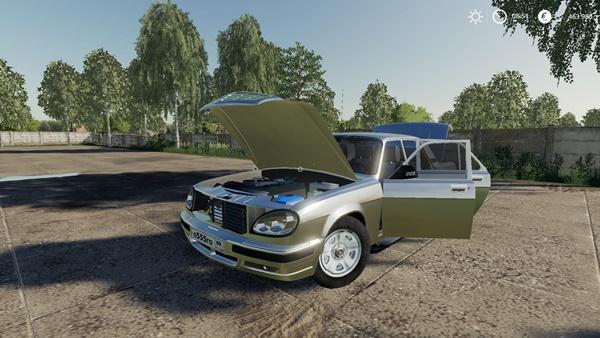 Photo of FS19 – Gaz 31105 Volga Araba Modu V2