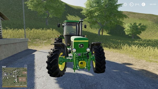 Photo of FS19 – John Deere 3×50 Traktör Modu