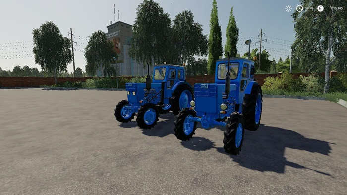 Photo of FS19 – LTZ T40 Traktör V1.0.2