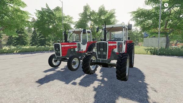 Photo of FS19 – Massey Ferguson 675 Traktör