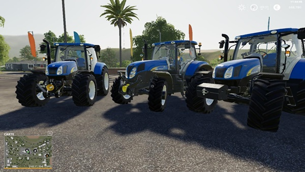 Photo of FS19 – New Holland T Serisi Paketi