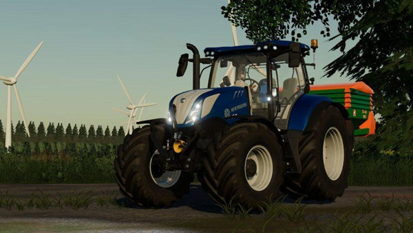 Photo of FS19 – New Holland T6 Serisi V1.2