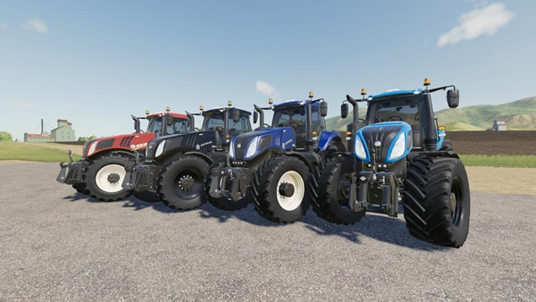 Photo of FS19 – New Holland T8 Traktör Modu