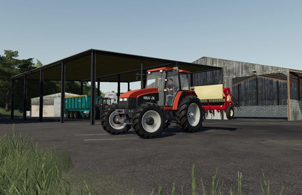 Photo of FS19 – New holland L95 Traktör V1.2