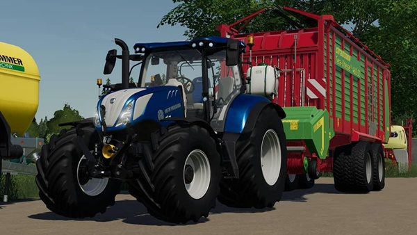 Photo of FS19 – New Holland T6 Serisi