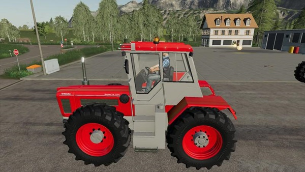 Photo of FS19 – Schluter 2500 VL Traktör V1.1