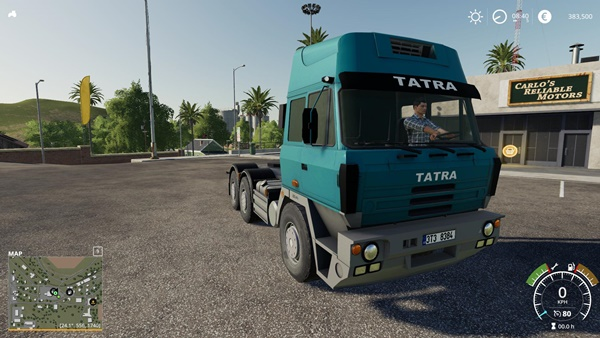Photo of FS19 – Tatra 815 E2 6×2 NTH Kamyon Modu