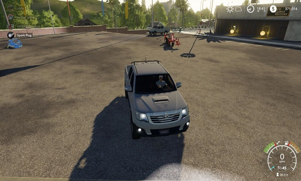Photo of FS19 – Toyota Hilux V1.0