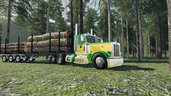 Photo of FS19 – Ultimate Logging Harita Modu