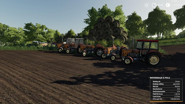 Photo of FS19 – Ursus C360 3P Traktör Modu