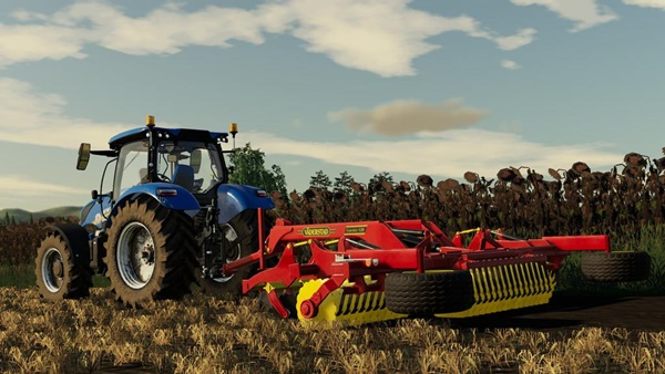 Photo of FS19 – Vaderstad Carrier Kültivatör Paketi