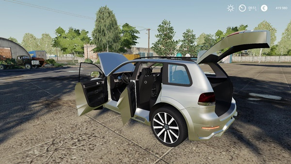 Photo of FS19 – Volkswagen Touareg Araba Modu