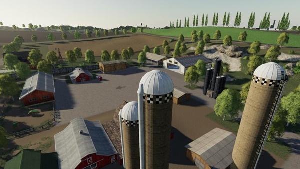 Photo of FS19 – Westbridge Hills Çiftlik Haritası V1.0.0.2