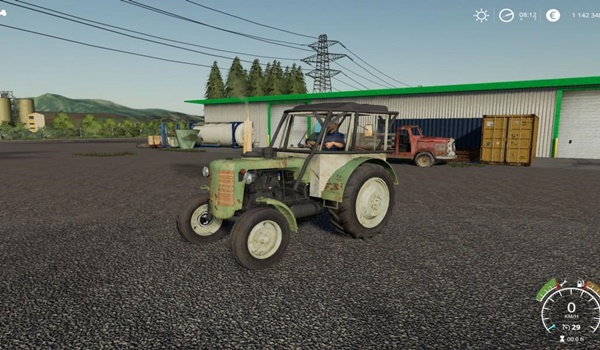 Photo of FS19 – Zetor 50 Super Traktör
