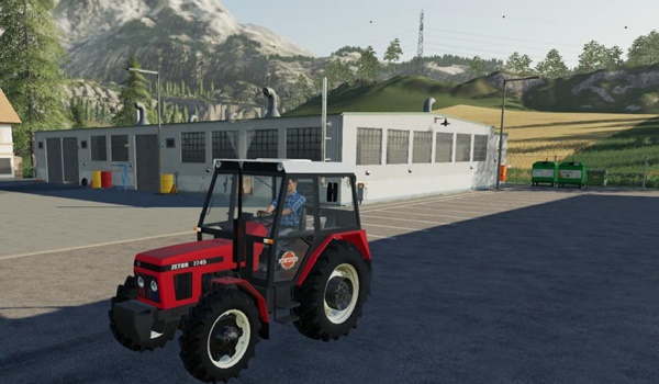 Photo of FS19 – Zetor 7745 Traktör Modu