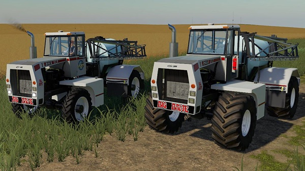 Photo of FS19 – Big Brute 425/100 Traktör V1.0.0.1