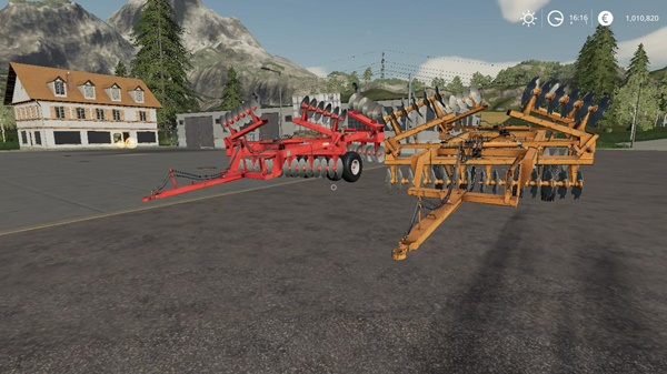 Photo of FS19 – Case Ih 7.2 Paketi