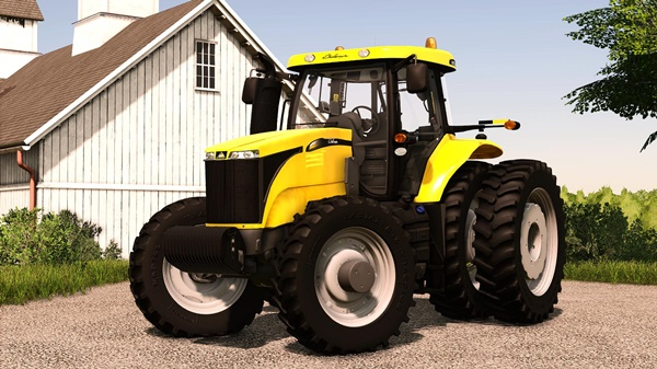 Photo of FS19 – Challenger MT500D Traktör Modu