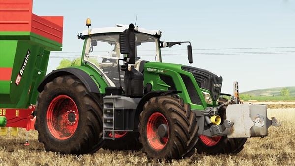 Photo of FS19 – Fendt 800 S4 Traktör Modu