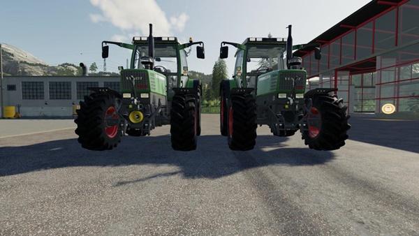 Photo of FS19 – Fendt Favorit 509-510 Traktör V5