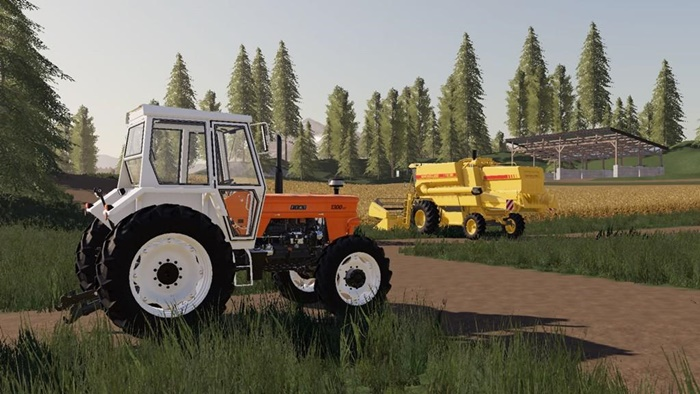 Photo of FS19 – Goldcrest Valley Haritası