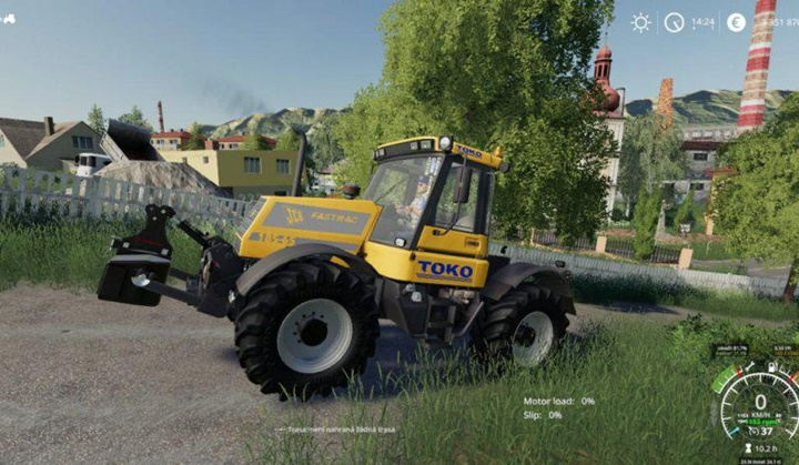 Photo of FS19 – JCB Fastrac 180-150 Traktör Modu
