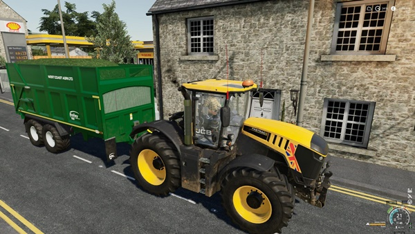 Photo of FS19 – JCB Fastrac 8330 Traktör Modu