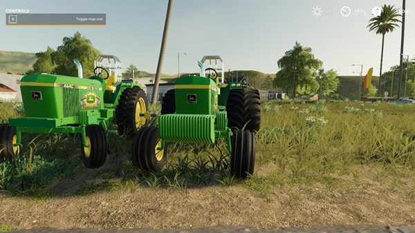 Photo of FS19 – John Deere 4440 Traktör Modu