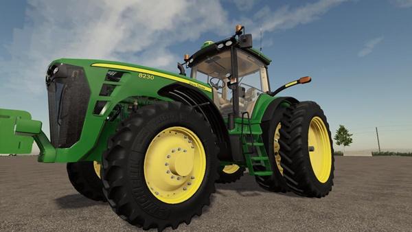 Photo of FS19 – John Deere 8030 Traktör Modu