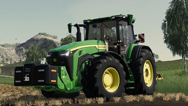 Photo of FS19 – John Deere 8R Serisi 2020