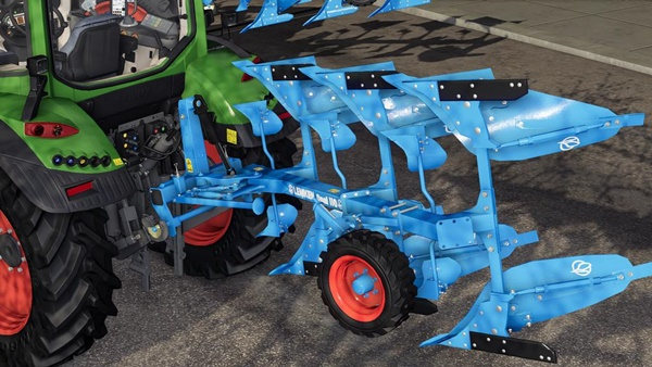 Photo of FS19 – Lemken Opal 110 Pulluk Modu