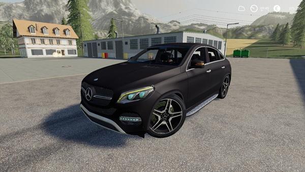 Photo of FS19 – Mercedes GLE 2016 Model Araba Modu