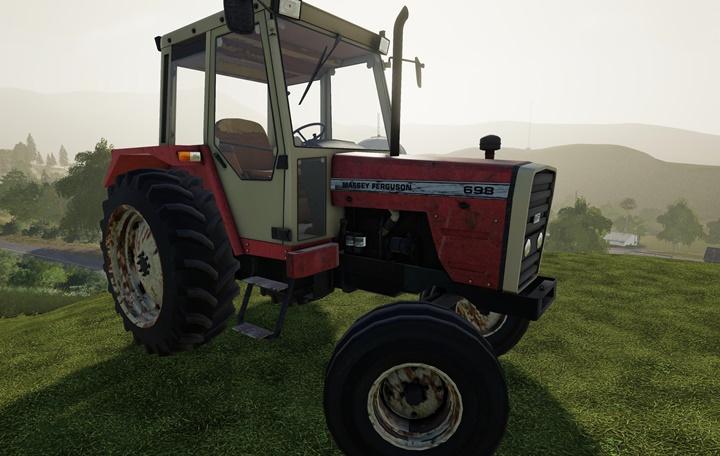 Photo of FS19 – Massey Ferguson 698 Eski Model Traktör Modu