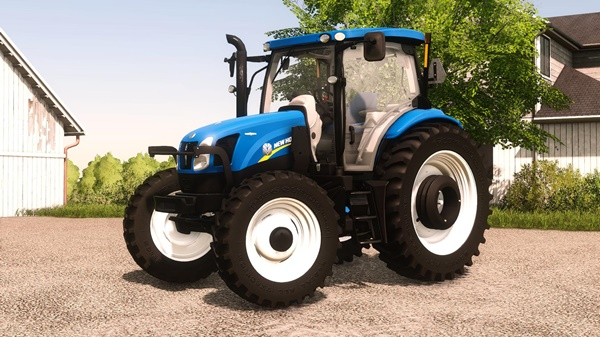 Photo of FS19 – New Holland T6 2012 Traktör Modu