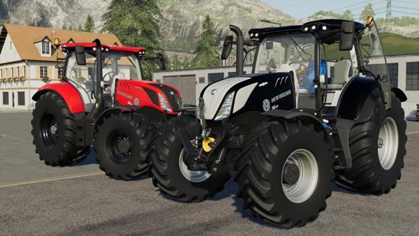 Photo of FS19 – New Holland T6 Traktör Modu