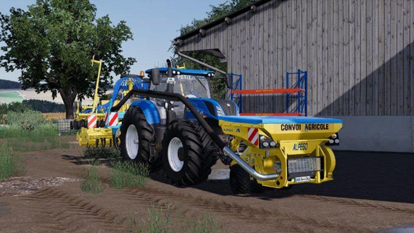 Photo of FS19 – New Holland T7 Traktör Modu