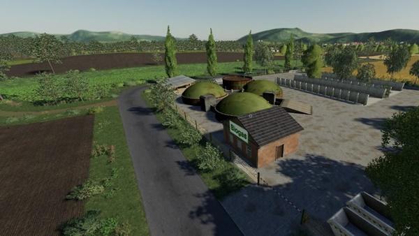 Photo of FS19 – Sandomierskie Okolice Çiftlik Haritası
