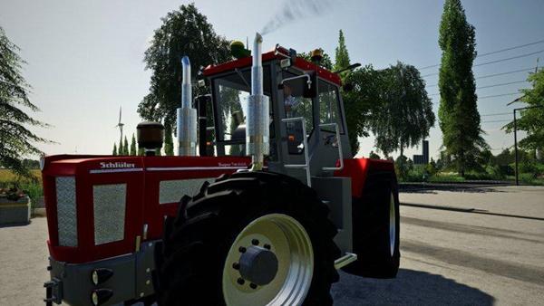 Photo of FS19 – Scluter Super 2500/3500 Traktör