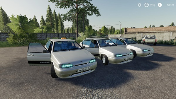 Photo of FS19 – Vaz 2114 Lada Araba Modu