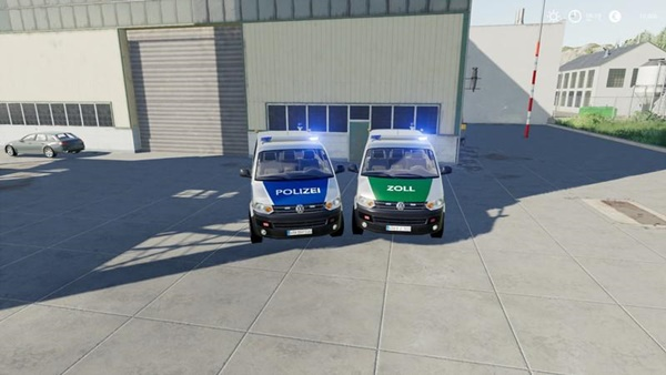 Photo of FS19 – Volkswagen T5 Polis Aracı