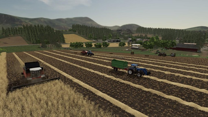 Photo of FS19 – Woodshire Çiftlik Haritası V1.1.0.1