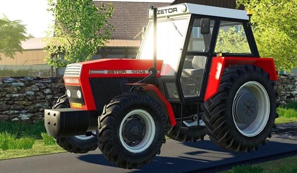 Photo of FS19 – Zetor 10.145 Traktör Modu
