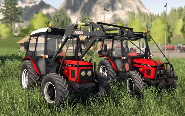 Photo of FS19 – Zetor 7745 Traktör Modu